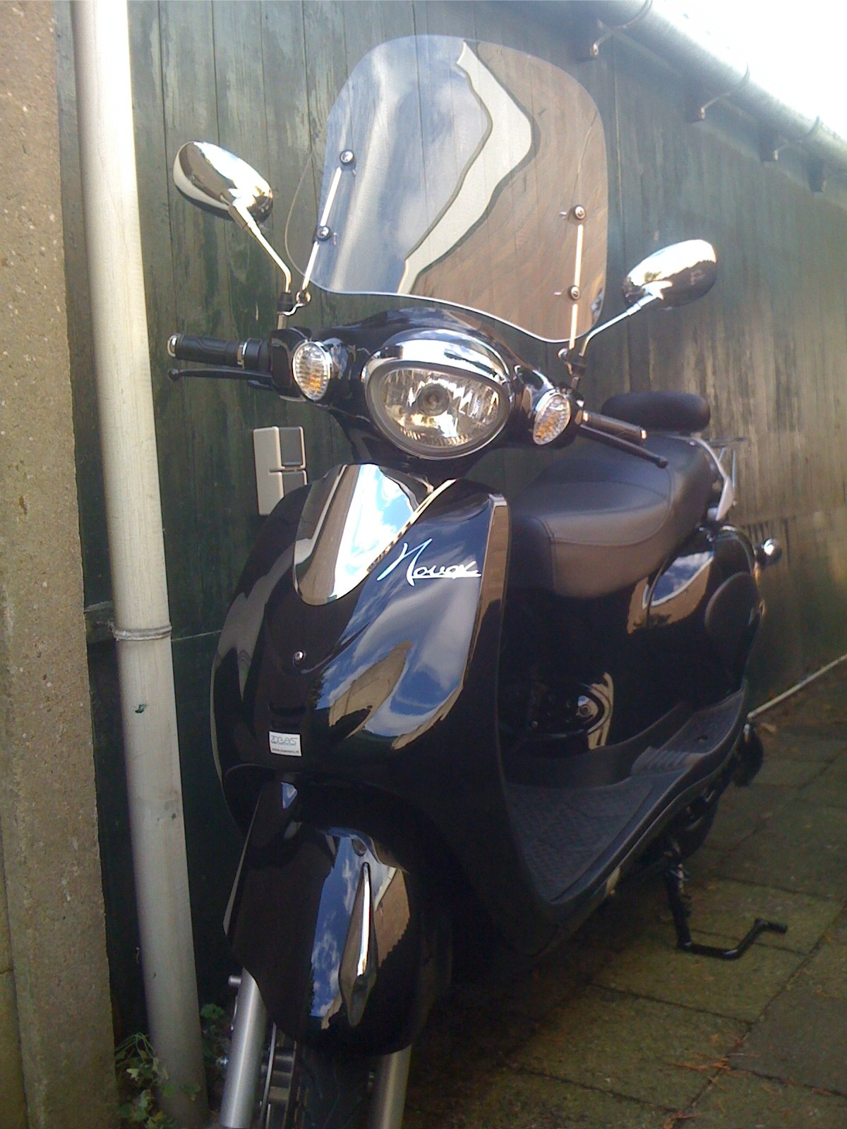 Novox C20 elektrische scooter