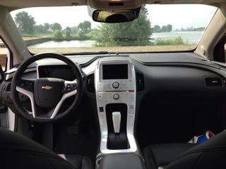 Chevrolet Volt - voorin