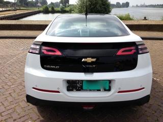 Chevrolet Volt - achterzijde