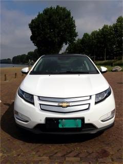 Chevrolet Volt - voorzijde