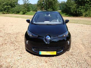 Renault Zoe proefrit